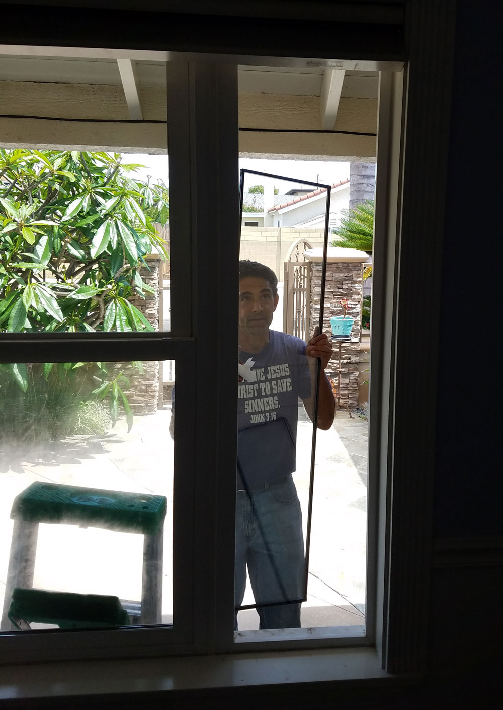 Foggy Window Replacement 2