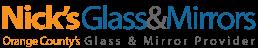 Nicks Glass and Mirrors Logo